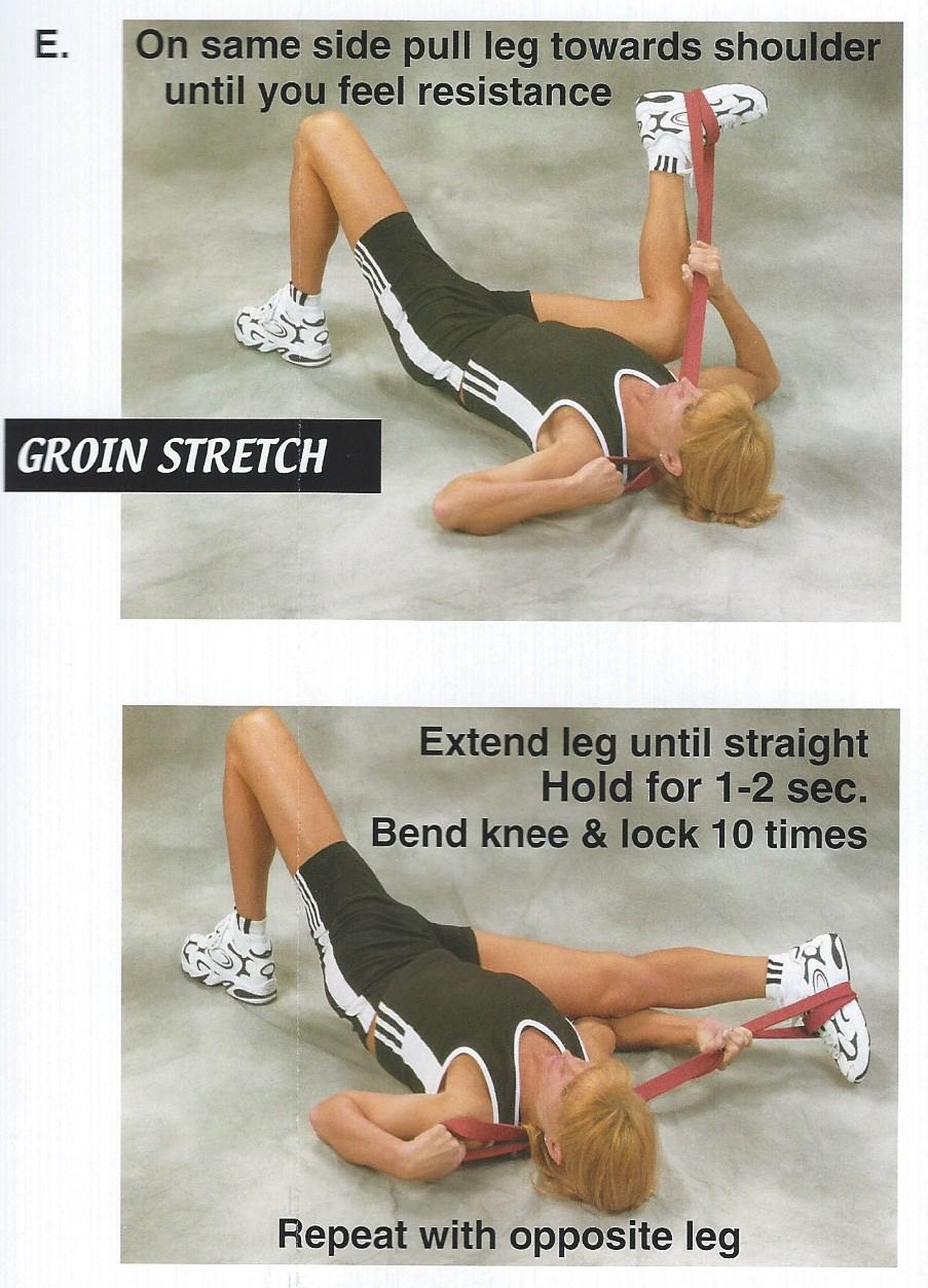 hip flexor weakness gait